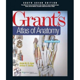 Grant's Atlas of Anatomy, with thePoint Access Scratch Code